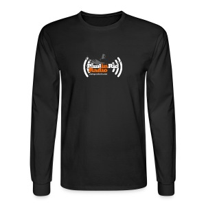 Paul in Rio Radio - Thumbs-up Corcovado #1 - Men's Long Sleeve T-Shirt