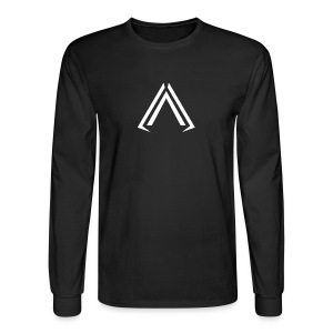 Arise Solid White - Men's Long Sleeve T-Shirt