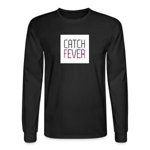 CATCH FEVER 2017 LOGO - Men's Long Sleeve T-Shirt