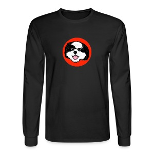 Skeeter Red - Men's Long Sleeve T-Shirt
