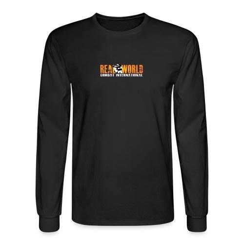 RWCI - Men's Long Sleeve T-Shirt