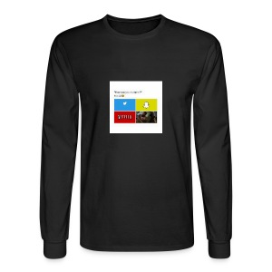 First shirt - Men's Long Sleeve T-Shirt