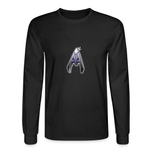 Avoh Black and white King edition - Men's Long Sleeve T-Shirt