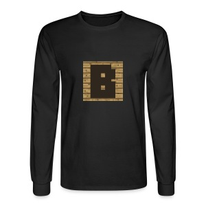 Brushykibbles - Men's Long Sleeve T-Shirt