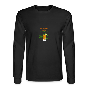 Schlong Island Iced Tea - Men's Long Sleeve T-Shirt