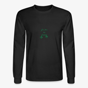 Grown on greens - Men's Long Sleeve T-Shirt