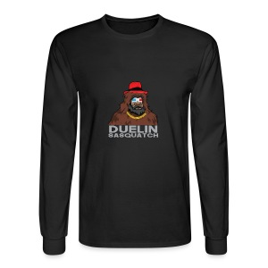 Duelin Sasquatch - Men's Long Sleeve T-Shirt