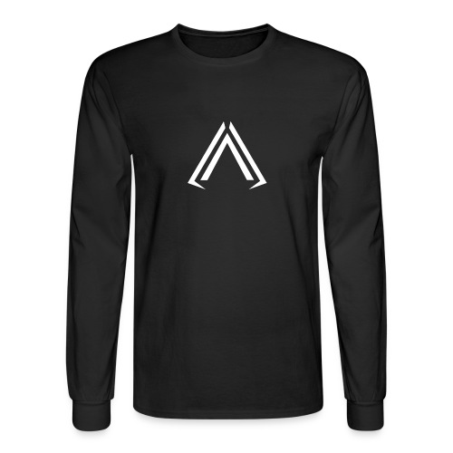 Arise Solid White - Men's Long Sleeve T-Shirt