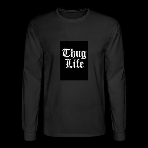 thug life - Men's Long Sleeve T-Shirt