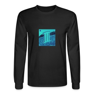 Currensy PilotTalk3 Artwork - Men's Long Sleeve T-Shirt