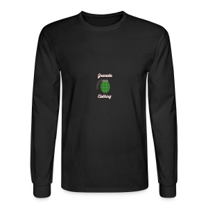 Grenade Clothing - Men's Long Sleeve T-Shirt