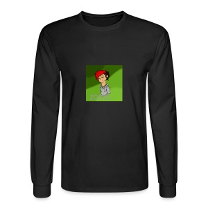 zomb is nere - Men's Long Sleeve T-Shirt