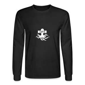 El Squido - Men's Long Sleeve T-Shirt
