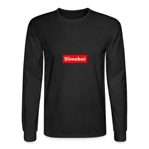 Slimeboi Red Boi - Men's Long Sleeve T-Shirt