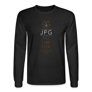 For the JPG Shooter - Men's Long Sleeve T-Shirt