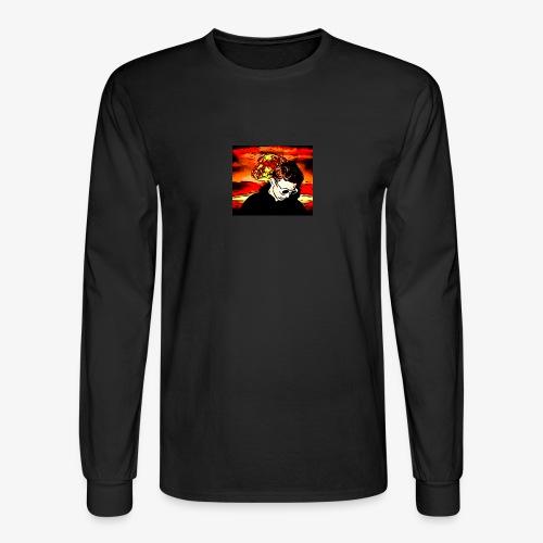 Cartoon Graphical - Men's Long Sleeve T-Shirt