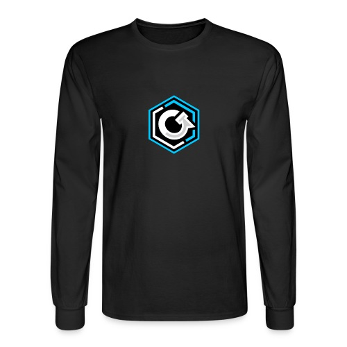 Original Logo - Men's Long Sleeve T-Shirt