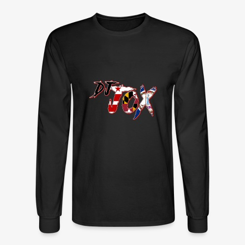 TEAMDJJOX - Men's Long Sleeve T-Shirt