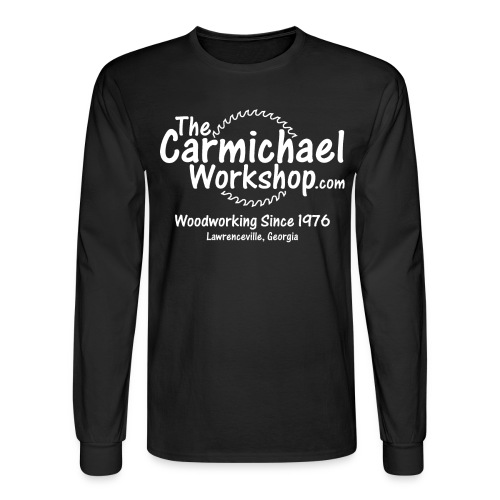The Carmichael Workshop - Men's Long Sleeve T-Shirt