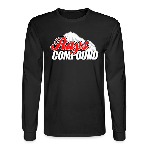 Rays Compound - Men's Long Sleeve T-Shirt