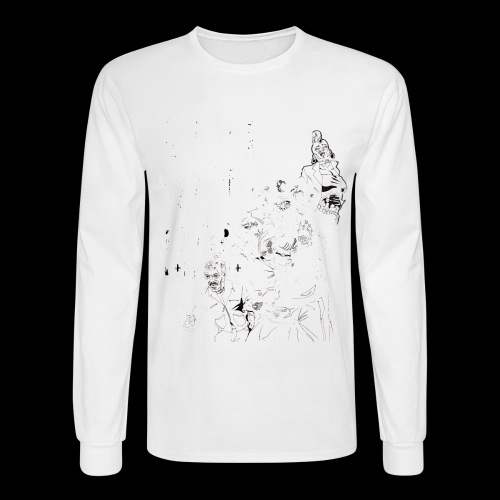 Last Days GMG Crew - Men's Long Sleeve T-Shirt