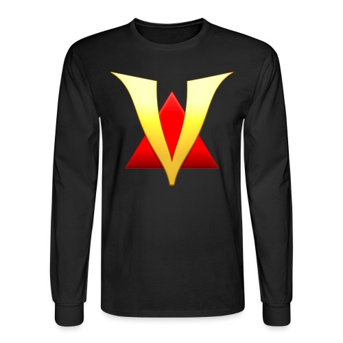 VenturianTale Logo - Men's Long Sleeve T-Shirt