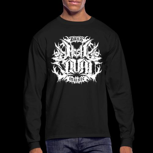 Mosh Squad Logo Merch - Men's Long Sleeve T-Shirt