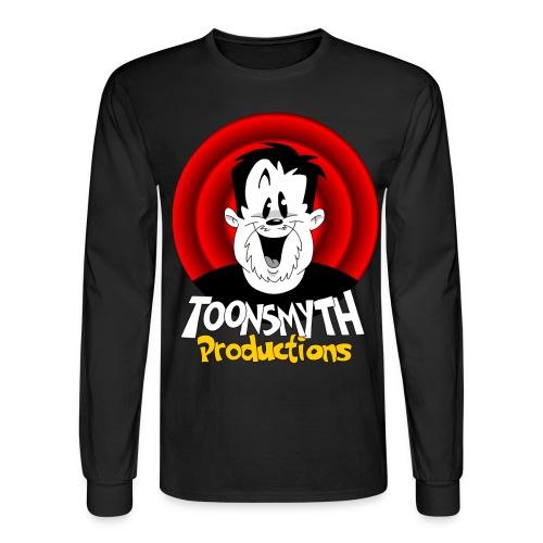 toonsmythtee1 png - Men's Long Sleeve T-Shirt