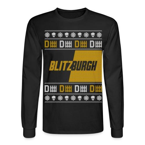 Blitzburgh - Men's Long Sleeve T-Shirt