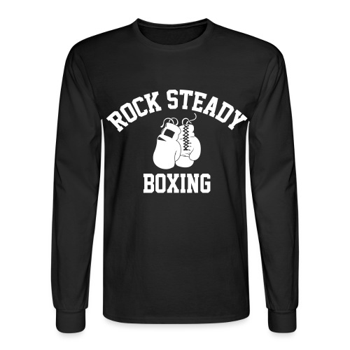 RSB T-shirt Design white - Men's Long Sleeve T-Shirt