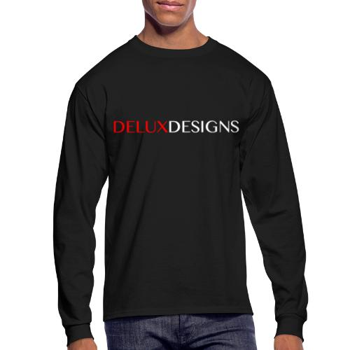 Delux Designs (white) - Men's Long Sleeve T-Shirt