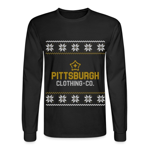 pghcco wordmark sweater - Men's Long Sleeve T-Shirt