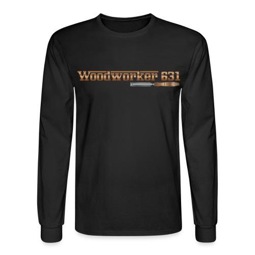 Woodworker 631 - Men's Long Sleeve T-Shirt