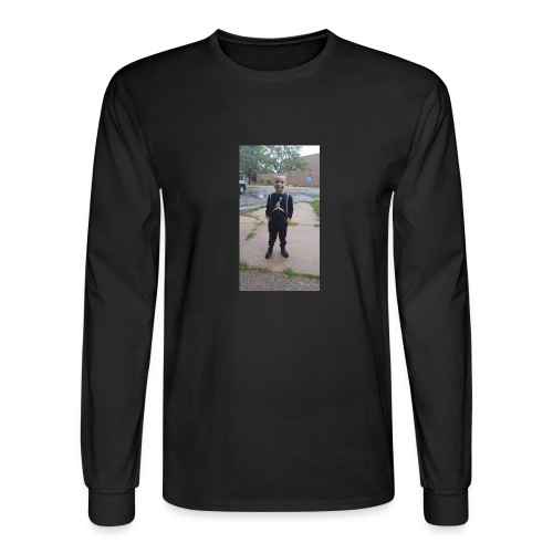 Angelo Clifford Merch - Men's Long Sleeve T-Shirt