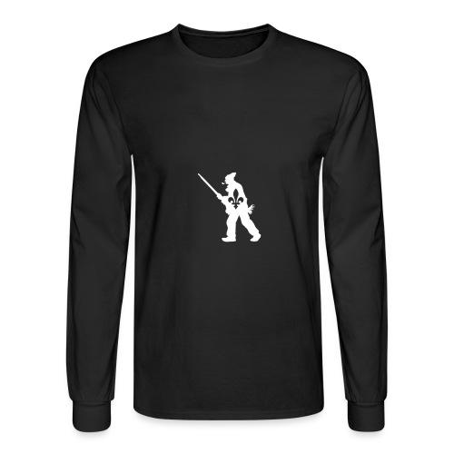 Patriote 1837 Québec - Men's Long Sleeve T-Shirt
