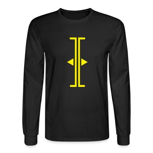 Trim - Men's Long Sleeve T-Shirt