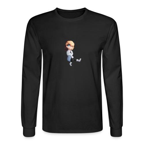 Martial Art Master Waifu Pancakes - Men's Long Sleeve T-Shirt