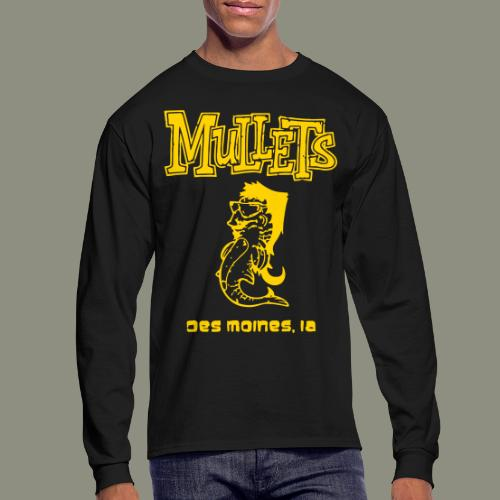 Mullets Color Series - Men's Long Sleeve T-Shirt