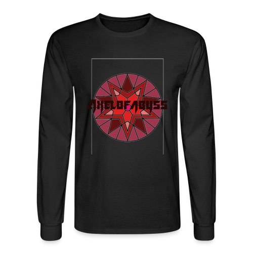 Axelofabyss shades of red - Men's Long Sleeve T-Shirt