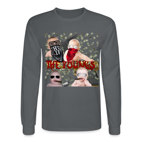 The Youngs - Men's Long Sleeve T-Shirt