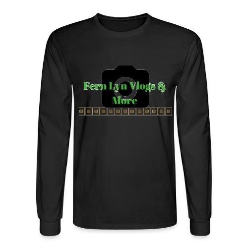 Fern Lyn Vlogs & More - Men's Long Sleeve T-Shirt