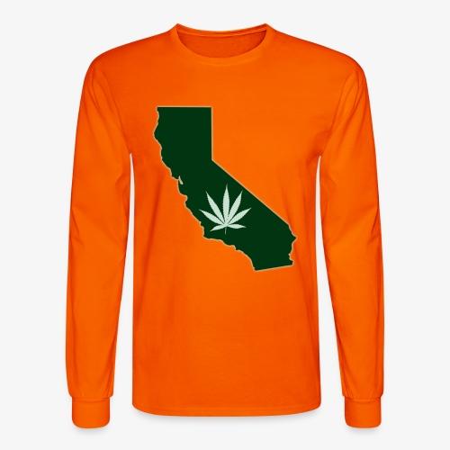 weed - Men's Long Sleeve T-Shirt