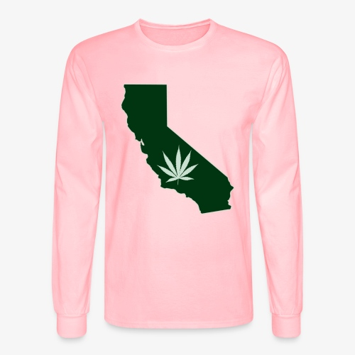 weed - Men's Long Sleeve T-Shirt