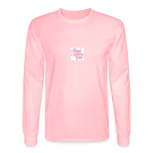 mothers day - Men's Long Sleeve T-Shirt