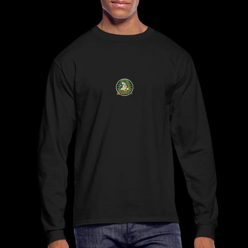 Archigantegou Logo Color - Men's Long Sleeve T-Shirt