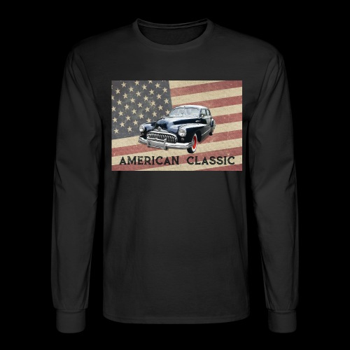 Classic Buick - Men's Long Sleeve T-Shirt