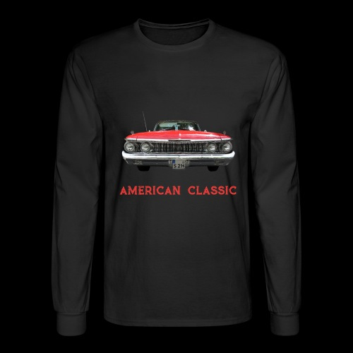 AMERICAN CLASSIC - Men's Long Sleeve T-Shirt