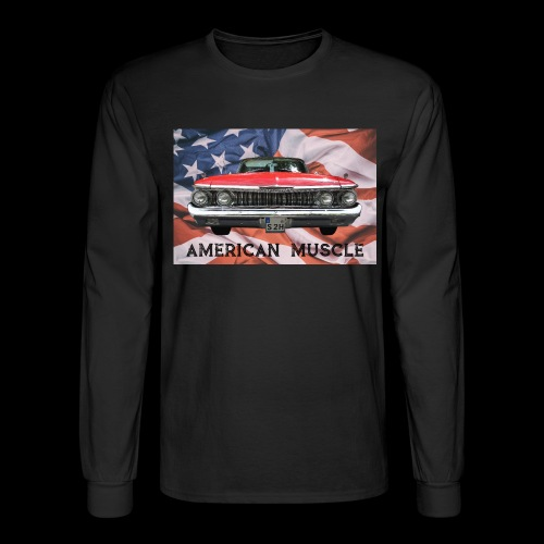 AMERICAN MUSCLE - Men's Long Sleeve T-Shirt
