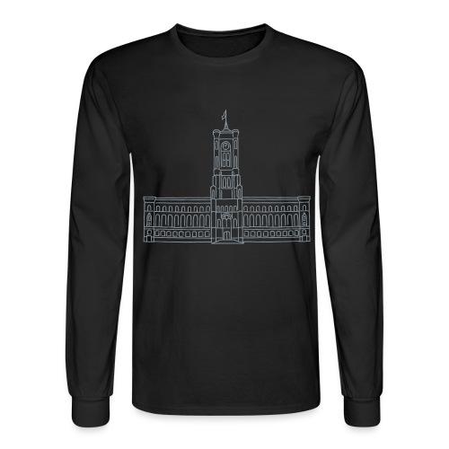 Red City Hall Berlin - Men's Long Sleeve T-Shirt