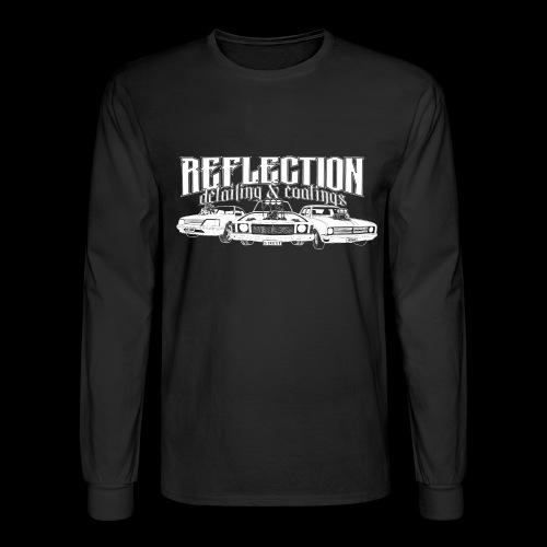 REFLECTION DETAILING & COATINGS Design - Men's Long Sleeve T-Shirt